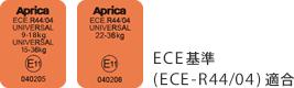 Критерии ЕС (ECE-R44/04) подходят 040205,040206
